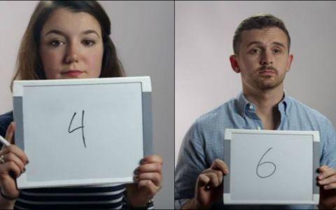 Au fost pusi in camere separate si rugati sa-si acorde o nota de la 1 la 10. Ce s-a intamplat cand au aflat ce note au primit de la partenerii lor