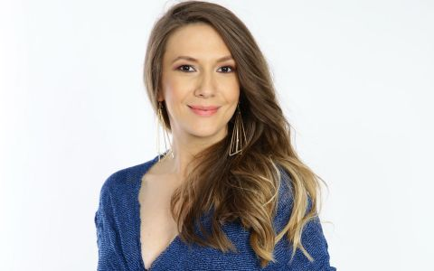 Adela Popescu a avut parte de o surpriza de neuitat la  Vorbeste lumea