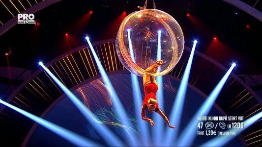 Romanii au talent 2016 - Semifinala 4: Aurora Toma