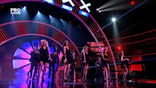 Romanii au talent - Semifinala 4: Baletul PRO Dance