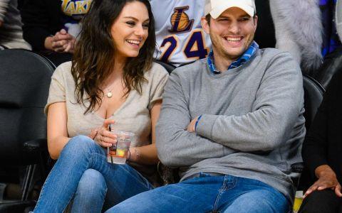 Aparitie rara pe covorul rosu pentru Mila Kunis si Ashton Kutcher. Cat de bine arata cei doi
