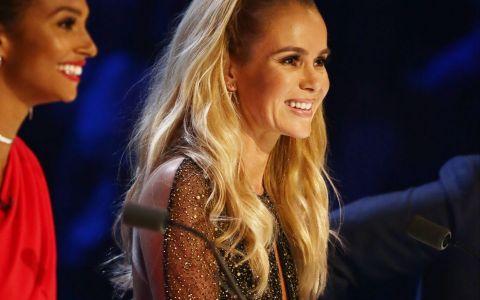 Amanda Holden, aparitie sexy la semifinala Britain s Got Talent. Tinuta cu care a impresionat