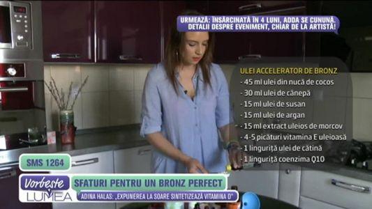 Sfaturi pentru un bronz perfect