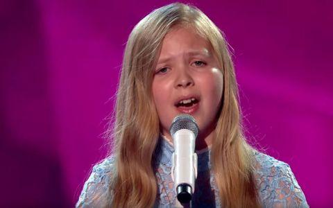 A ridicat sala in picioare cu reprezentatia ei. Ce a facut aceasta fetita in semifinala Britain s Got Talent e impresionant