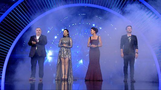 Romanii au talent 2016 - Semifinala 5: Intrarea juriului in scena