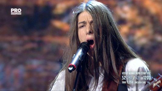 Romanii au talent 2016 - Semifinala 5: Rustin Dust - Interpreteaza o piesa compozitie proprie