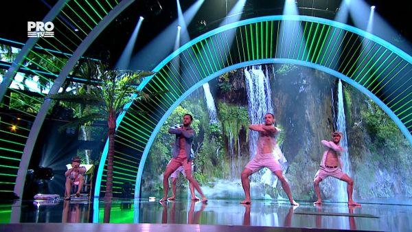 Romanii au talent 2016 - Semifinala 5: Baletul PRO