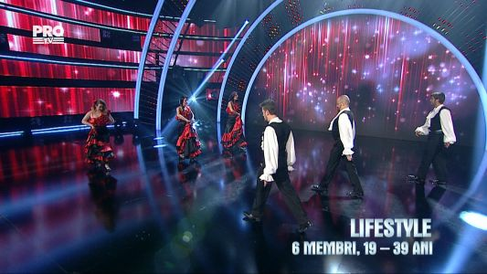 Romanii au talent 2016 - Finala: Lifestyle - Moment artistic