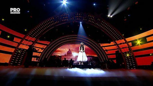 Romanii au talent 2016 - Finala: Laura Bretan - Interpreteaza aria Vissi d'arte (Tosca)