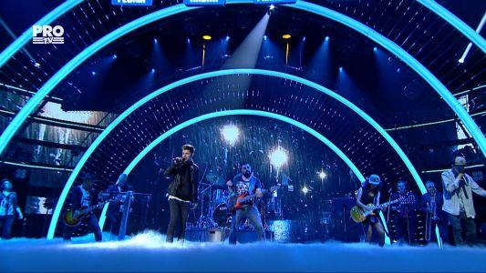 Romanii au talent 2016 - Finala: Manuel Chivari - Interpreteaza piesa Cry Me A River