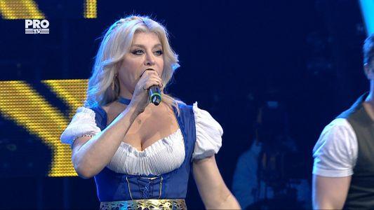 Romanii au talent 2016 - Finala: Loredana  Zdob si Zdub feat. Skizzo Skillz - La carciuma de la drum