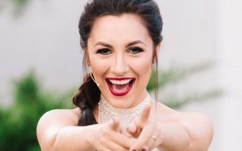 5 ipostaze in care Andra a semanat perfect cu vedete de la Hollywood. Cat de bine seamana cu Jennifer Lopez!