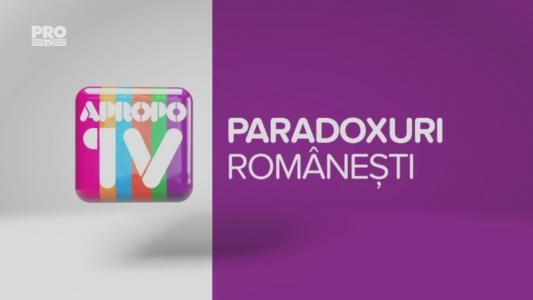 Apropo TV: Paradoxuri romanesti