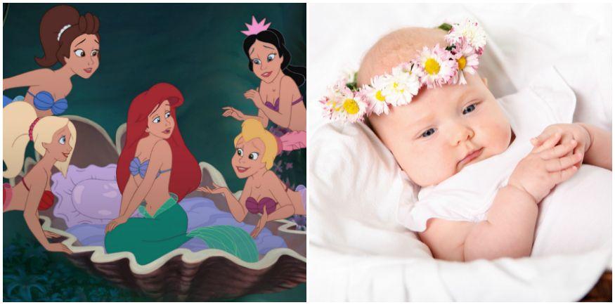 Nume de bebelusi de inspiratie Disney la care nu te-ai gandit. Idei simpatice de care poti tine cont