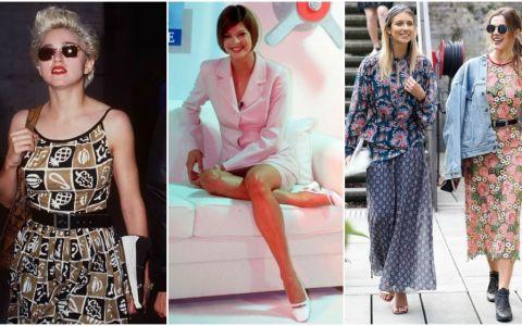 Ce fel de haine se purtau in anul in care te-ai nascut. Tendinte din anii  70,  80 si  90: FOTO