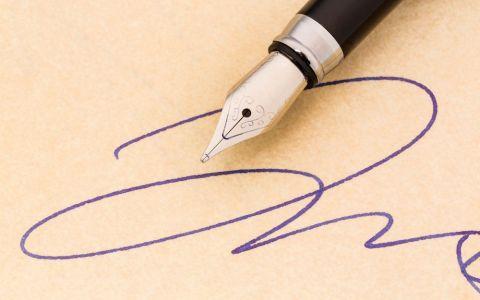 Ce spune semnatura ta despre tine si trasaturile tale de personalitate
