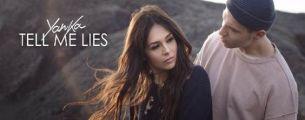 """Fosta concurenta Vocea Romaniei, Yanka, revine cu un nou single si videoclip pentru """"Tell Me Lies"""" - VIDEO"""