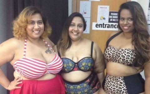 A vrut sa le arate prietenilor virtuali noul ei costum de baie, dar a ajuns celebra pe internet. Motivul pentru care imaginile cu ea au devenit virale