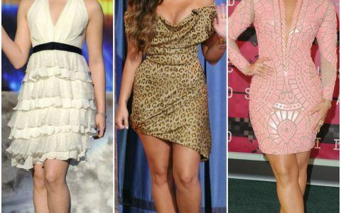 Transformarea lui Demi Lovato. De la o pustoiaca timida si complexata la o femeie puternica si plina de sex appeal