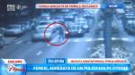 Un politician a agresat o femeie in plina strada