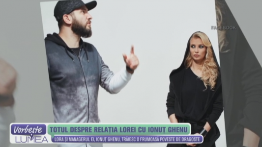 Totul despre relatia Lorei cu Ionut Ghenu