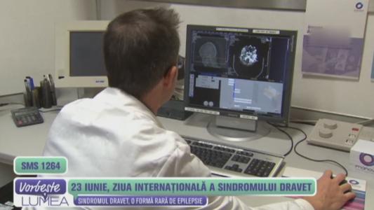 23 iunie, ziua internationala a sindromului Dravet