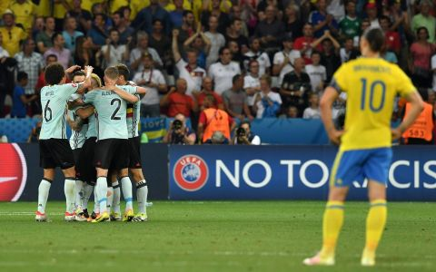 Zlatan Ibrahimović a pierdut aseara ultimul sau meci pentru nationala Suediei!