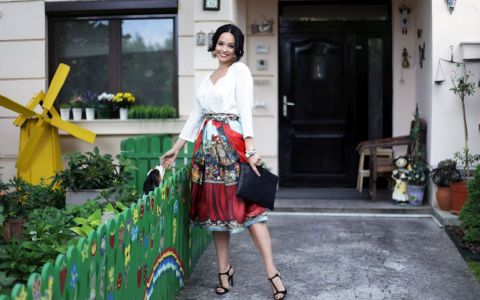 Andreea Marin devine din ce in ce mai sexy si mai stilata. 10 aparitii wow, cu care si-a uluit fanii de curand