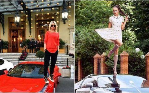 Cum isi petrec timpul copiii milionari ai Rusiei! Imaginile sunt incredibile si au facut inconjurul Instagramului