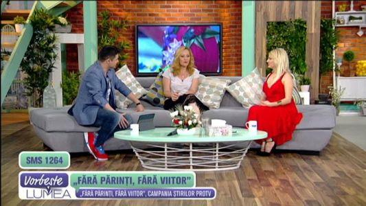 """""""Fara parinti, fara viitor"""", campania Stirilor ProTV"""