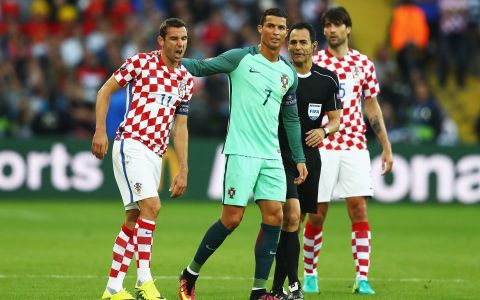 ACUM, la ProTV e Croatia - Portugalia! Vezi AICI fazele importante VIDEO