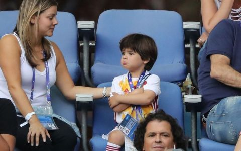 Au suferit dupa infrangerea taticului lor. Sasha si Milan Pique au facut spectacol la meciul Italia-Spania