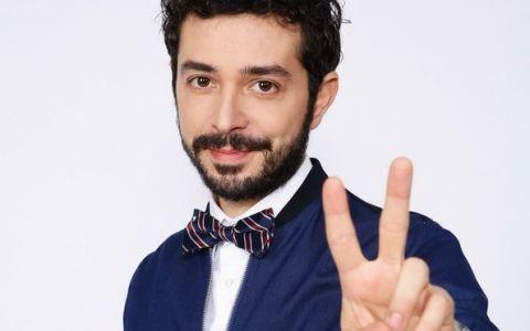 Marius Moga este unul dintre antrenorii primului sezon Vocea Romaniei Junior!
