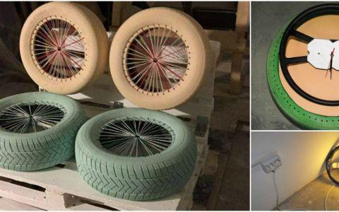 Din pasiune pentru reciclare. Cum se pot transforma deseurile in mobilier si accesorii utile pentru casa
