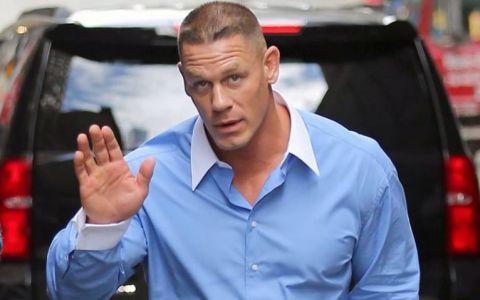 Farsa dementiala cu care John Cena si-a speriat fanii! Clipul la care se uita toata lumea