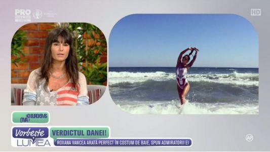 Verdictul Danei despre vedetele la plaja