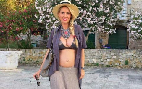Cele mai sexy mamici si... burtici ale momentului :) Cine sunt vedetele care urmeaza sa nasca in curand