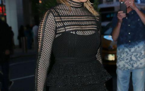 Jennifer Lopez si Casper Smart, alaturi de gemenii cantaretei. Cum au fost fotografiati cei patru