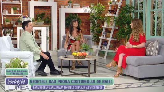 Vedetele din Romania la proba costumului de baie