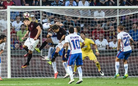 Steaua are prima sansa la calificare dupa golul lui Stanciu marcat in meciul transmis de ProTV!