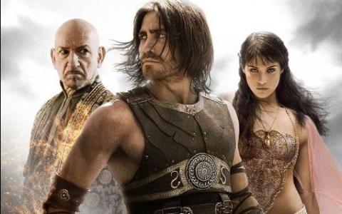 Cele mai bune filme sunt la Pro TV: Duminica,  Printul Persiei , de la 20:30