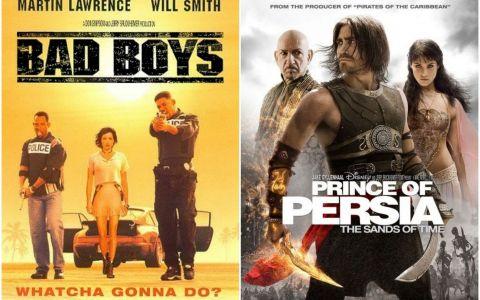 Cele mai bune filme sunt la Pro TV: ASTAZI,  Baieti rai , MAINE,  Printul Persiei , de la 20:30