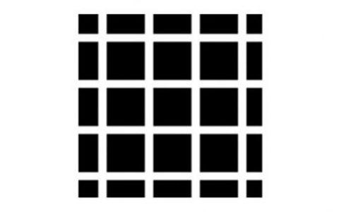 Cate culori vezi in aceasta imagine? Iluzia optica ce iti va teste acuitatea vizuala