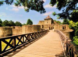 Una dintre cele mai importante cetati medievale din Romania a fost oficial redeschisa