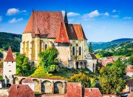 Biertan, un loc de poveste. Turistii care ajung in aceasta localitate din Sibiu traiesc o adevarata lectie de istorie