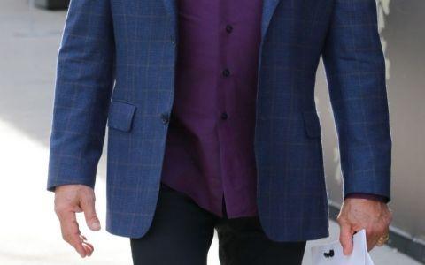 Sylvester Stallone, intr-o zi obisnuita. Cum arata  bad boy-ul  atunci cand nu lupta in filmele de actiune