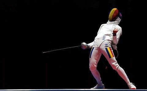 AUR! Echipa de spada a adus primul titlu olimpic al Romaniei la Rio