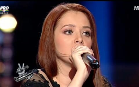 Iti mai amintesti de Jovana Milovanovic, fosta concurenta de la Vocea Romaniei? Cum arata acum frumoasa cantareata