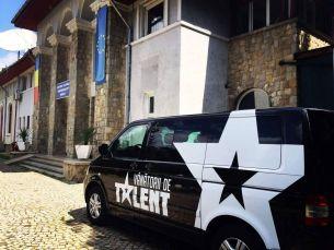 Caravana Vanatorii de talent a scos la lumina talentul autentic! Inscirerile continua pe site-ul Romanii au talent