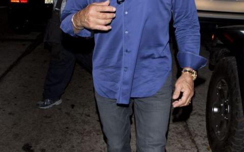 Sylvester Stallone, cina alaturi de mezina familiei. Cat de mult s-a schimbat si cat de bine arata fiica actorului